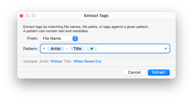 Meta, Music Tag Editor for Mac — Batch edit audio metadata